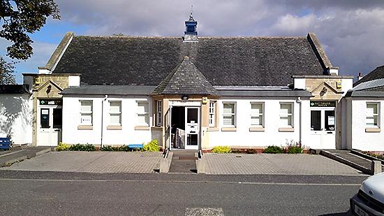 Cockburn Halls, Ormiston, East Lothian